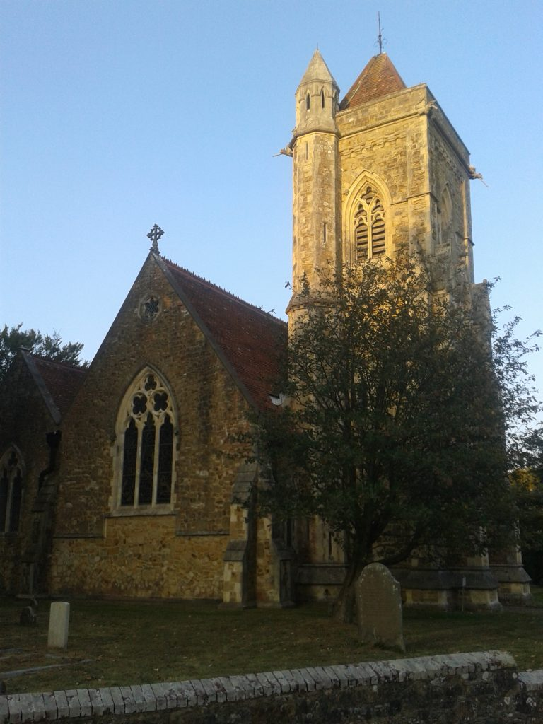 Church in Netherfield