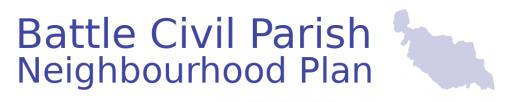 Battle Civil Parish Neighbourhood Plan